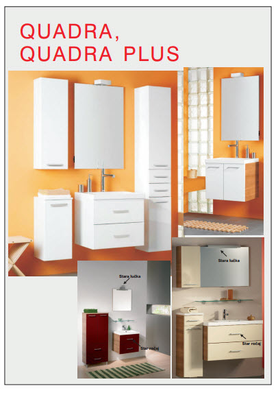 QUADRA PLUS GORENJE